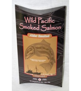 Alder Smoked Pink Salmon Pillow Box 56g