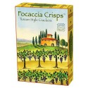 Vineyard Collection Focaccia Crisps - Tuscan Style 85G