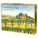 Vineyard Collection Focaccia Crisps - Tuscan Style 170G