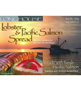 Lobster and Salmon 100g