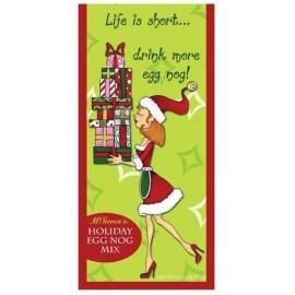 Life is Short -  Drink Eggnog 35g