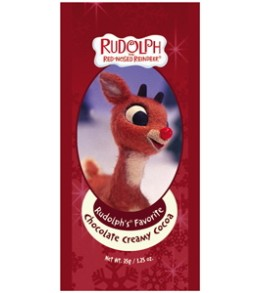 Rudolph - Chocolate Creamy Cocoa 35g
