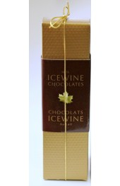 Ice Wine Milk Chocolate 50g - 5pc Gold Long Box