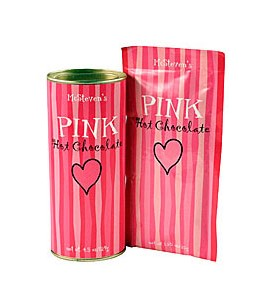 Pink Cocoa Oval Tin 129g