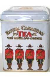 RCMP Orange Pekoe - White Square Tin