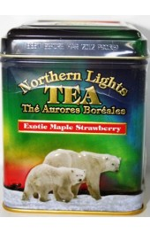 Northern Lites Maple Strawberry - Square Tin