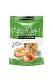 Garlic Pretzel Crisps 170g