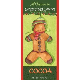Gingerbread  Cookie  Cocoa
