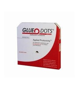 "Gluedots - 1/2"" Approx.2000 Per Roll"