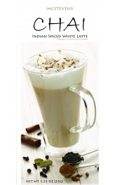 Indian Spice White Chai Latte Single Serve 35g