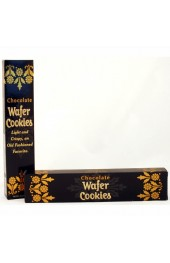 Classic Chocolate Wafer Cookies  - Black 58g