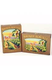 California Smoked Almonds Gold Box 2oz