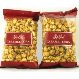 Caramel Corn  Burgundy Bag  113g