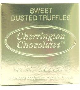 Silver Metallic Square Box Classique Truffles 34g