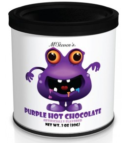 Colourful Creatures Purple Cocoa  85g Tin