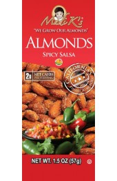Spicy Salsa Almonds