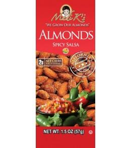 Spicy Salsa Almonds