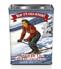 Baby It's Cold Outside Chocolate And Cream Cocoa