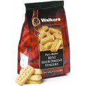 Mini Shortbread Fingers  125g Bag