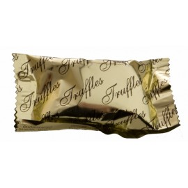 Bulk Gold Foiled Fine French Truffles Approx.144 pcs