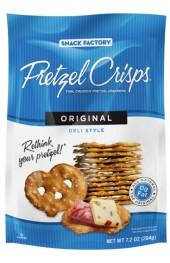 Original Pretzel Crisps 200G