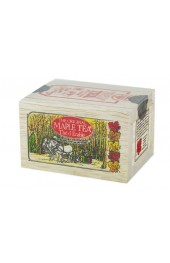 Maple Tea Soft Wood Box 25tbg