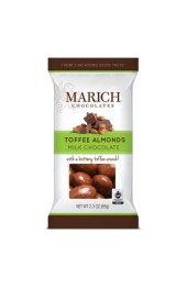 Chocolate Toffee Almonds 60g