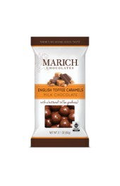 English Toffee Caramels 60g