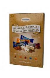 Assorted Honey Almond Nougat  130g