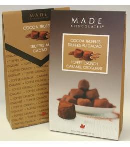 Toffee Crunch Truffles 100g