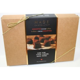 Made Assorted Cocoa Truffles  300g