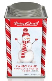 Candy Cane Chocolate Truffle Cocoa  117g  Tin