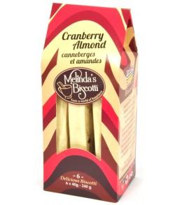 Cranberry Almond  6-40g/Box
