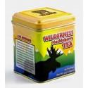 Wilderness Huckleberry Tea  Yellow Tin  24 Bags