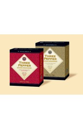 Three Pepper Water Crackers Gold Box 113g