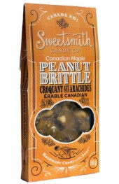 Canadian Maple  Peanut Brittle  56G