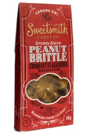 Smokey Bacon  Peanut Brittle  56G