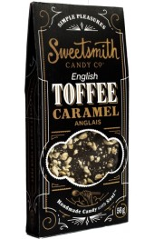 English Toffee Caramel  Peanut Brittle  56G