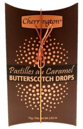 Butterscotch Drops  75g