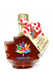 Canadian Maple Syrup 50ml Maple Leaf Bottle