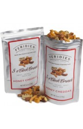 Feridies 5 O'Clock Crunch  71g re-seal Stand Up Bag
