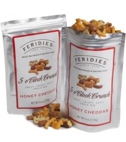 Feridies 5 O'Clock Crunch  168g **SOLD OUT ***