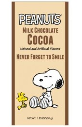 Peanuts Never Forget To Smile Milk Cocoa 35g.
