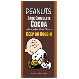 Peanuts Keep On Huggin Dark Cocoa  35g.