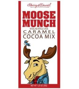 Moose Munch Caramel Cocoa 35g