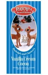 Rudolph Vanilla Cream Cocoa  35g.