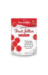 Cheerful Cherry Jellies  113g