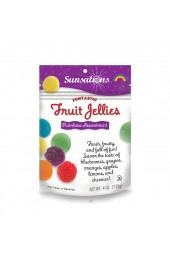 Rainbow Assortment Fruit Jellies  113g
