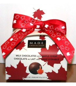 Maple Milk Chocolates  90g