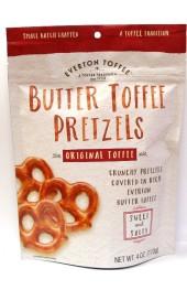 Toffee Pretzels  113g